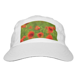 Summer Feelings - wonderful poppy flowers II Headsweats Hat