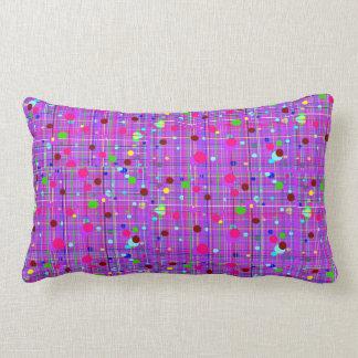 Summer Festival Lumbar Pillow