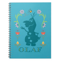Summer Fever Spiral Note Book at Zazzle
