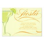 "SUMMER FIESTA | PARTY INVITATION 5"" X 7"" INVITATION CARD"