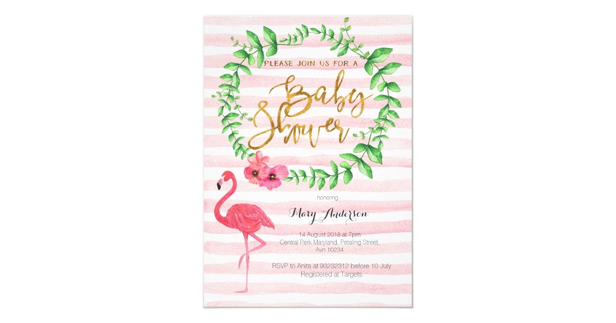 Summer Baby Shower Invitations & Announcements | Zazzle