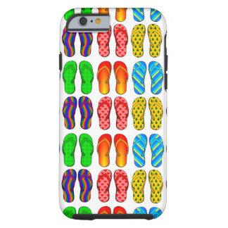 Summer Flip Flops Fun Beach Theme iPhone 6 case