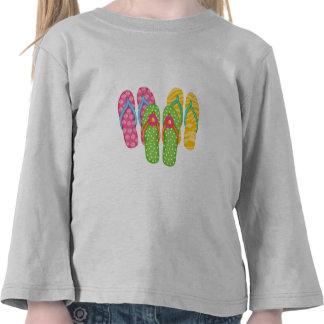 Summer Flip Flops T Shirts