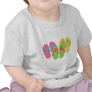 Summer Flip Flops T Shirt
