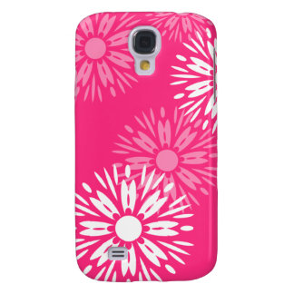 Summer floral  samsung galaxy s4 cover