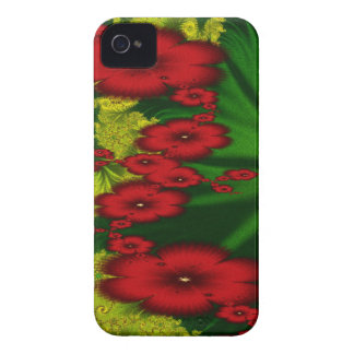 Summer Florals Case-Mate iPhone 4 Case