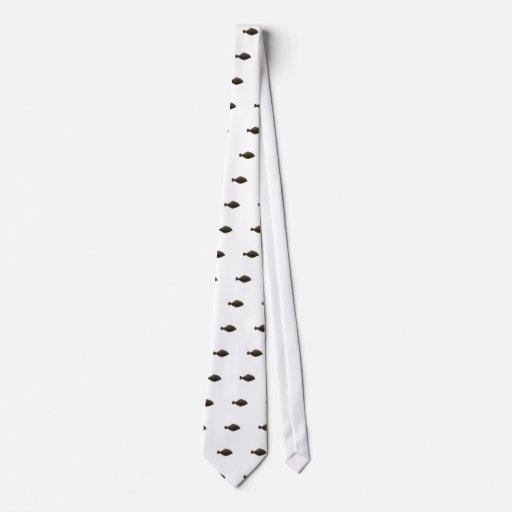 Summer Flounder Tie