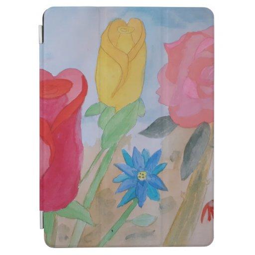 Summer Flower Garden iPad Air Cover