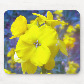 Summer Flower Mouse Pad