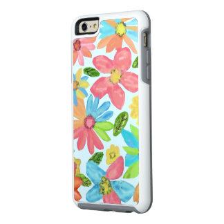Summer Flower Pattern OtterBox iPhone 6/6s Plus Case