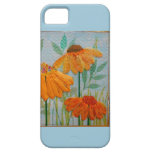 Summer Flowers by Barbara Elmore iPhone 5/5S Case