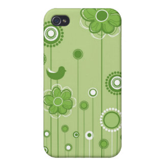 Summer Flowers i iPhone 4/4S Case