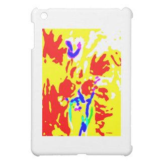 Summer flowers iPad mini cases