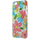 Summer Flowers IPhone Case iPhone 5C Covers