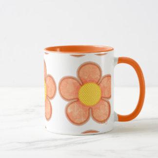 Summer Flowers (large) Mug