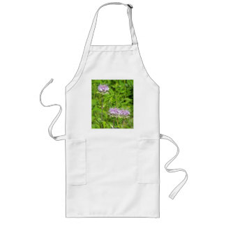 Summer Flowers Long Apron