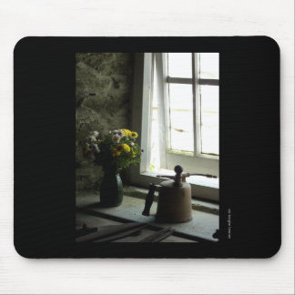 Summer Flowers Mouse Pad