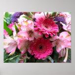 summer flowers pure plakatdrucke