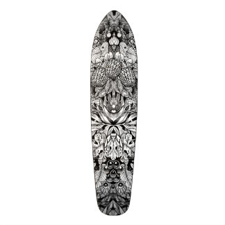 Summer Foliage Leaf Skate deck