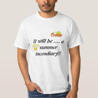Summer friends t shirt