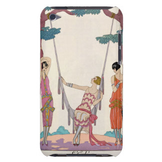 Summer, from 'Gazette du Bon Ton', 1925 Barely There iPod Case