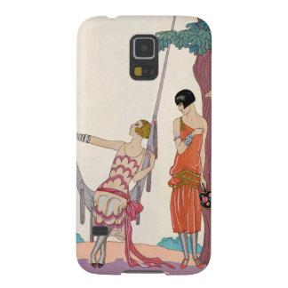 Summer, from 'Gazette du Bon Ton', 1925 Cases For Galaxy S5