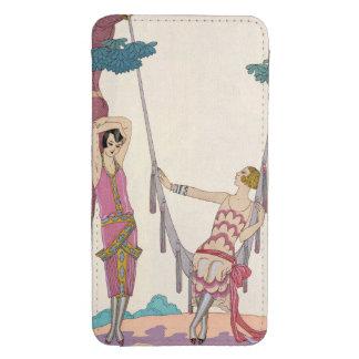 Summer, from 'Gazette du Bon Ton', 1925 Galaxy S4 Pouch