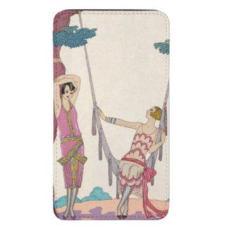 Summer, from 'Gazette du Bon Ton', 1925 Galaxy S5 Pouch