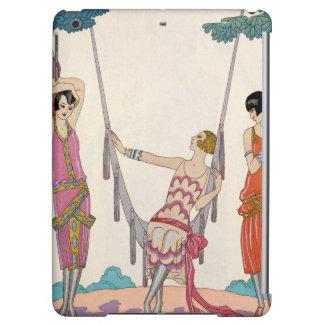 Summer, from 'Gazette du Bon Ton', 1925 iPad Air Case