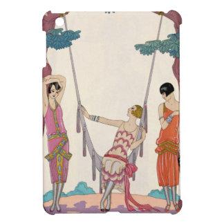 Summer, from 'Gazette du Bon Ton', 1925 iPad Mini Cover