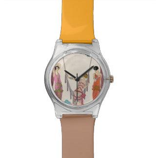 Summer, from 'Gazette du Bon Ton', 1925 Wristwatch