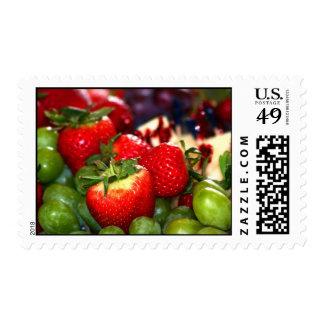 Summer Fruit (Medium) Postage Stamp