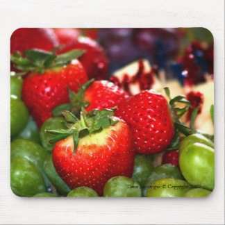 Summer Fruit Mouse Pad
