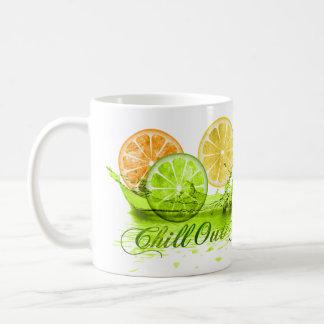 Summer Fruit Splash ID165 Coffee Mug