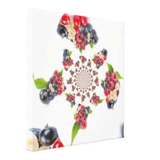SUMMER FRUITS GALLERY WRAP CANVAS