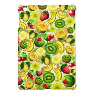 Summer Fruits Juicy Pattern iPad Mini Case