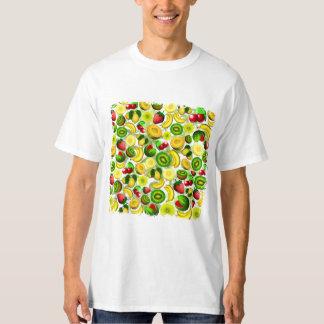 Summer Fruits Juicy Pattern T-Shirt