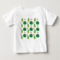 Summer Fruits Pattern Baby T-Shirt
