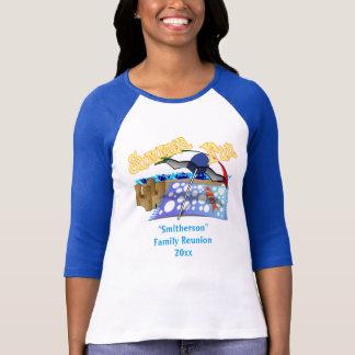 Summer Fun at the Beach Family Reunion T-Shirt