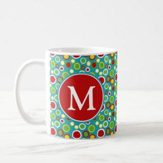 Summer Fun Bubbles Personalized Classic White Coffee Mug