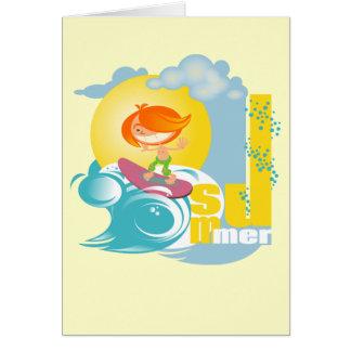 Summer Fun Cards