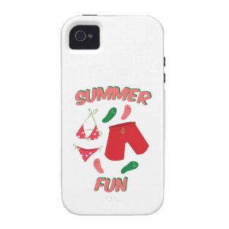 Summer Fun iPhone 4 Covers