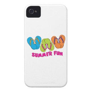 Summer Fun iPhone 4 Case