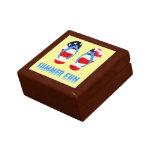 Summer Fun Flip Flops - USA Jewelry Boxes