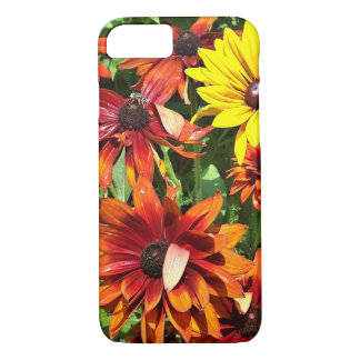 Summer Fun Flowers and Bee Phone Cover