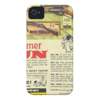Summer Fun Gun iPhone 4 Case-Mate Case