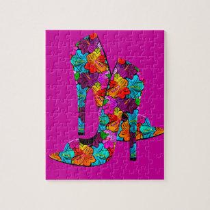 High Heels Jigsaw Puzzles | Zazzle