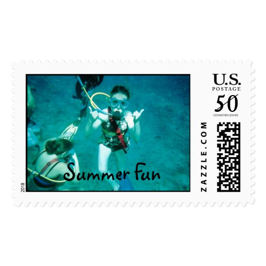Summer Fun Postage
