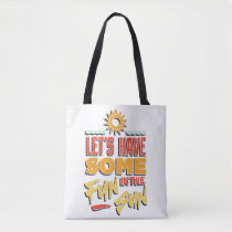 Summer Fun Tote Bag