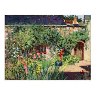 Summer Garden 2009 Postcard